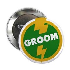 "Groom Wedding - Dupree 2.25"" Button (10 pack)"