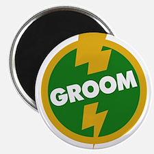 """Groom Wedding - Dupree 2.25"""" Magnet (10 pack)"""