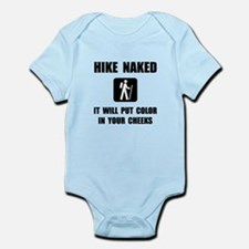 Hike Naked Infant Bodysuit