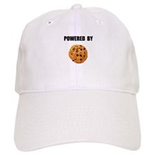 Powered By Cookie Baseball Cap