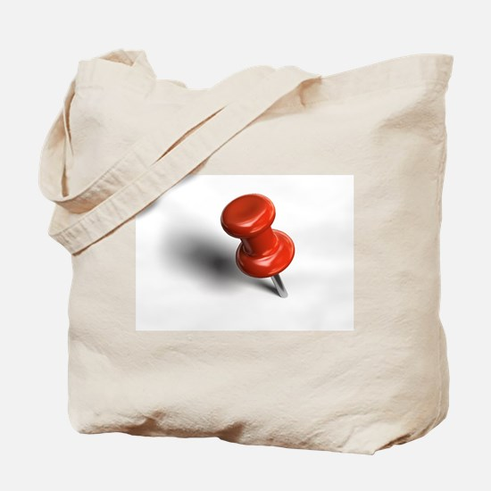 Not Pinterested Tote Bag