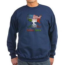 American Italian Roots Sweatshirt