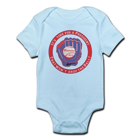 Mitt for President Infant Bodysuit