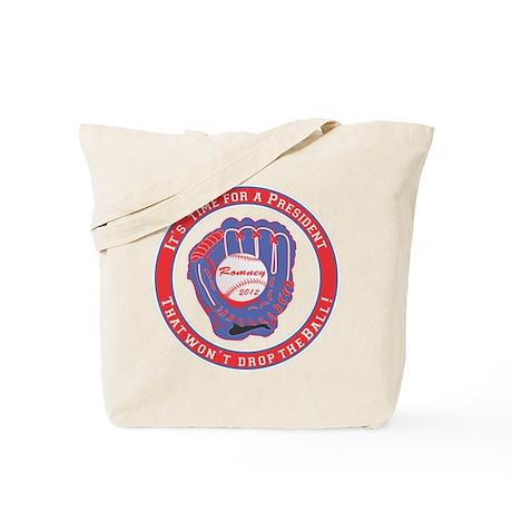 Mitt for President Tote Bag
