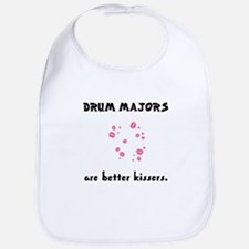 Drum Majors are better kisser Bib