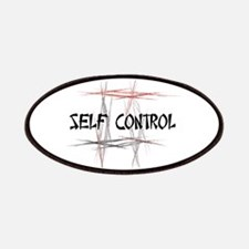 Martial Arts Self Control Patches