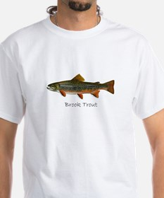 Painting of Brook Trout Shirt