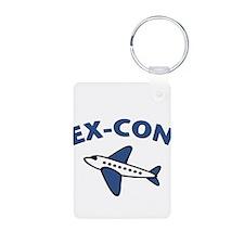 Ex-Con Keychains