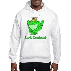 Lord Croakalot Hoodie