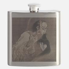 Kawanabe Kyosai Ghost Flask