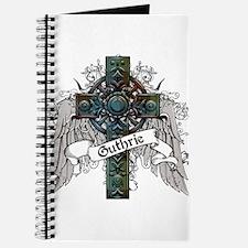 Guthrie Tartan Cross Journal