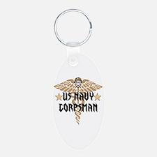 US Navy Corpsman Keychains