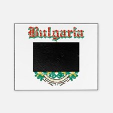 Bulgaria Coat of arms Picture Frame