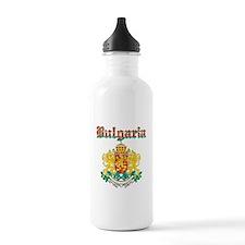 Bulgaria Coat of arms Water Bottle