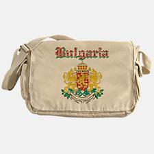 Bulgaria Coat of arms Messenger Bag