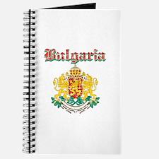 Bulgaria Coat of arms Journal
