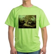 John Quidor Headless Horseman T-Shirt
