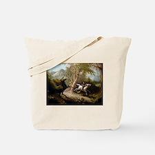 John Quidor Headless Horseman Tote Bag