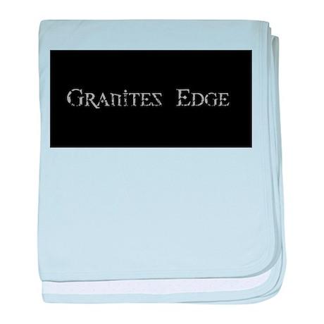 Granites Edge baby blanket