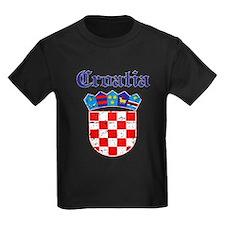 Croatia Coat of arms T