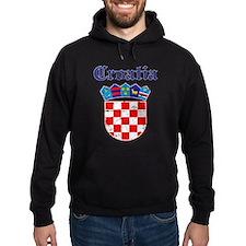 Croatia Coat of arms Hoodie