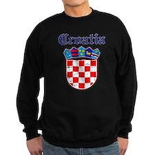 Croatia Coat of arms Sweatshirt