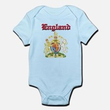 England Coat of arms Infant Bodysuit