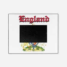 England Coat of arms Picture Frame