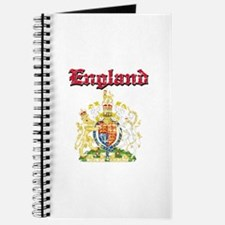 England Coat of arms Journal
