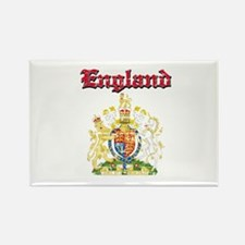 England Coat of arms Rectangle Magnet
