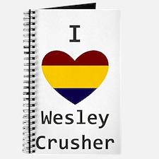 Crusher Love Journal