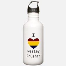 Crusher Love Water Bottle