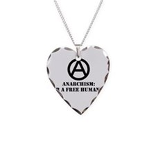For A Free Humanity Necklace