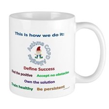 How we do it: Asthma COPD Allergies Mug