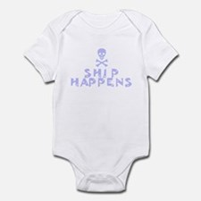 SHIP Happens Infant Creeper