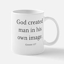 Genesis 1:27 Mug