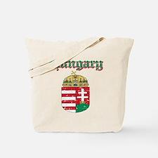 Hungary Coat of arms Tote Bag