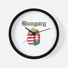 Hungary Coat of arms Wall Clock