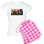 Rooster Dream Team Women's Light Pajamas