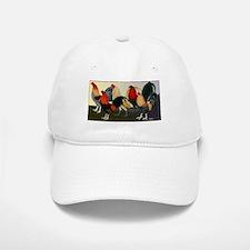 Rooster Dream Team Baseball Baseball Cap