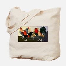 Rooster Dream Team Tote Bag