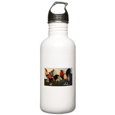 Rooster Dream Team Water Bottle