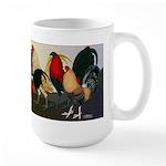 Rooster Dream Team Large Mug