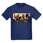 Rooster Dream Team Kids Dark T-Shirt