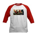 Rooster Dream Team Kids Baseball Jersey