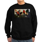 Rooster Dream Team Sweatshirt (dark)