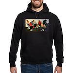Rooster Dream Team Hoodie (dark)