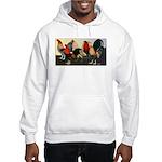 Rooster Dream Team Hooded Sweatshirt