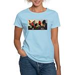 Rooster Dream Team Women's Light T-Shirt