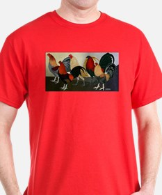 Rooster Dream Team T-Shirt